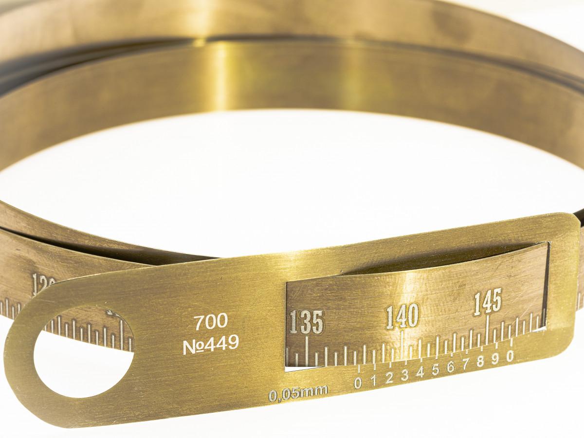 Лента охватывающая «UFM» для точного измерения диаметров (циркометр)