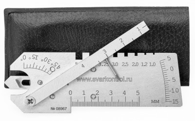 Шаблон сварщика УШС-4
